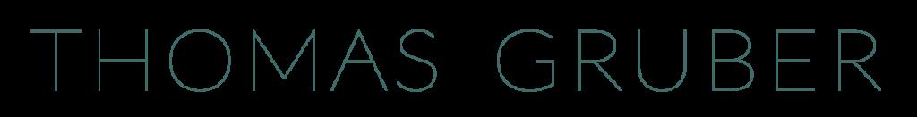 Thomas Gruber Logo