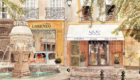 Aix-en-Provence, France watercolor by Thomas Gruber